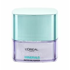 Pudr L´Oréal Paris True Match Minerals 10 g Translucent