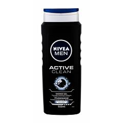 Sprchový gel Nivea Men Active Clean 500 ml