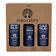 Tělový olej Renovality Original Series CelluO Oil 100 ml Kazeta