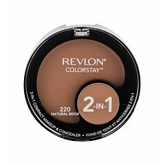 Make-up Revlon Colorstay 2-In-1 12,3 g 220 Natural Beige