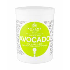 Maska na vlasy Kallos Cosmetics Avocado 1000 ml