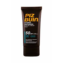 Opalovací přípravek na obličej PIZ BUIN Hydro Infusion SPF50 50 ml