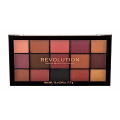 Oční stín Makeup Revolution London Re-loaded 16,5 g Newtrals 3