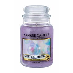 Vonná svíčka Yankee Candle Sweet Nothings 623 g