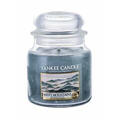 Vonná svíčka Yankee Candle Misty Mountains 411 g