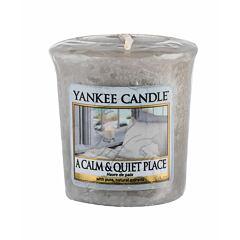 Vonná svíčka Yankee Candle A Calm & Quiet Place 49 g