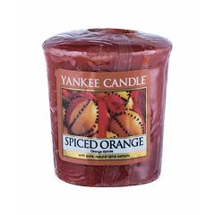 Vonná svíčka Yankee Candle Spiced Orange 49 g