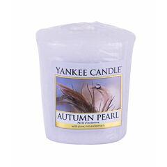 Vonná svíčka Yankee Candle Autumn Pearl 49 g