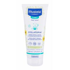 Denní pleťový krém Mustela Bébé Stelatopia® Emollient Cream 200 ml