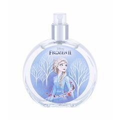 Toaletní voda Disney Frozen II Elsa 50 ml Tester