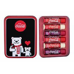 Balzám na rty Lip Smacker Coca-Cola Lip Balm 4 g Kazeta