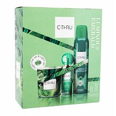 Toaletní voda C-THRU Luminous Emerald 30 ml Kazeta