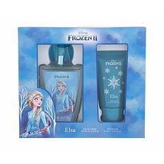 Toaletní voda Disney Frozen II Elsa 100 ml Kazeta