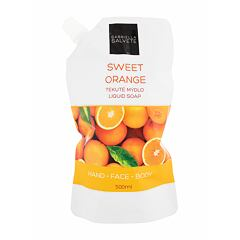 Tekuté mýdlo Gabriella Salvete Liquid Soap Sweet Orange 500 ml