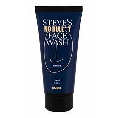 Čisticí gel Steve´s No Bull***t Face Wash 100 ml