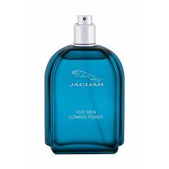 Toaletní voda Jaguar For Men Ultimate Power 100 ml Tester