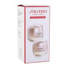 Denní pleťový krém Shiseido Benefiance Anti-Wrinkle Day & Night Cream Set 50 ml poškozená krabička Kazeta