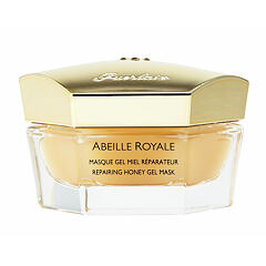Pleťová maska Guerlain Abeille Royale Repairing Honey Gel Mask