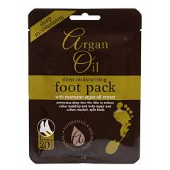 Krém na nohy Xpel Argan Oil Deep Moisturising Foot Pack 1 ks