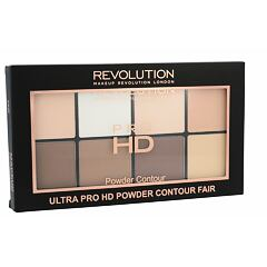 Pudr Makeup Revolution London Ultra Pro HD Powder Contour Palette 20 g Fair