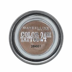Oční stín Maybelline Color Tattoo 24H 4 g 35 On And On Bronze