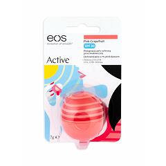 Balzám na rty EOS Active SPF30 7 g Pink Grapefruit