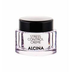 Denní pleťový krém ALCINA N°1 Stress Control Creme SPF15 50 ml