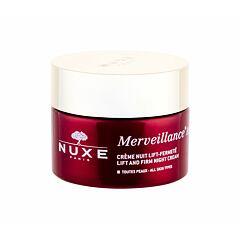 Noční pleťový krém NUXE Merveillance Expert Lift And Firm 50 ml