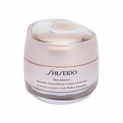Denní pleťový krém Shiseido Benefiance Wrinkle Smoothing Cream Enriched 50 ml