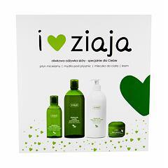 Sprchový gel Ziaja Natural Olive 500 ml Kazeta