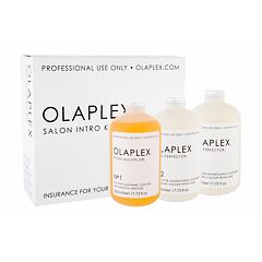 Sérum na vlasy Olaplex Bond Multiplier No. 1 Salon Intro Kit 525 ml poškozená krabička Kazeta