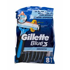 Holicí strojek Gillette Blue3 Smooth 8 ks