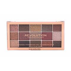 Oční stín Makeup Revolution London Foil Frenzy 30 g Fusion