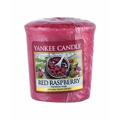Vonná svíčka Yankee Candle Red Raspberry 49 g