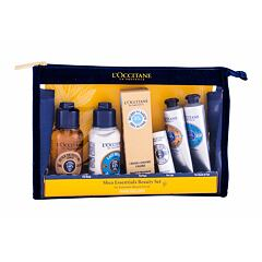 Sprchový olej L´Occitane Shea Butter Essentials Beauty Set 75 ml Kazeta