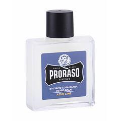 Olej na vousy PRORASO Azur Lime Beard Balm 100 ml