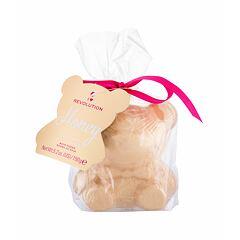 Pěna do koupele I Heart Revolution Bath Fizzer Teddy Bear 150 g Honey