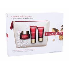 Denní pleťový krém Clarins Super Restorative Collection 50 ml Kazeta