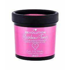Barva na vlasy I Heart Revolution Rainbow Tones 120 ml Pink Cloud