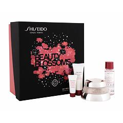 Denní pleťový krém Shiseido Bio-Performance Beauty Blossoms 50 ml Kazeta