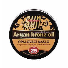 Opalovací přípravek na obličej Vivaco Sun Argan Bronz Oil SPF25 200 ml