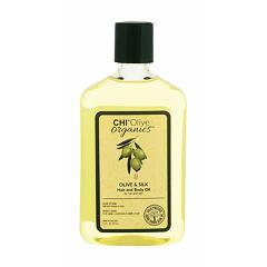 Olej na vlasy Farouk Systems CHI Olive Organics Olive & Silk Hair And Body Oil 251 ml