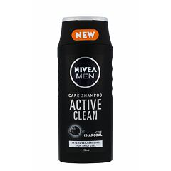 Šampon Nivea Men Active Clean 250 ml