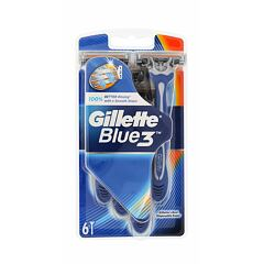 Holicí strojek Gillette Blue3 6 ks
