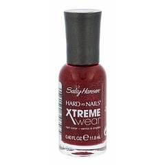 Lak na nehty Sally Hansen Hard As Nails Xtreme Wear 11,8 ml 390 Red Carpet