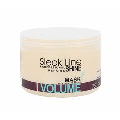 Maska na vlasy Stapiz Sleek Line Volume 250 ml