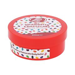 Tělové máslo Jelly Belly Strawberry Cheesecake