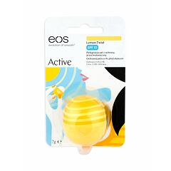 Balzám na rty EOS Active SPF15 7 g Lemon Twist