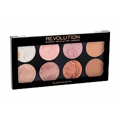 Tvářenka Makeup Revolution London Blush Palette 13 g Golden Sugar