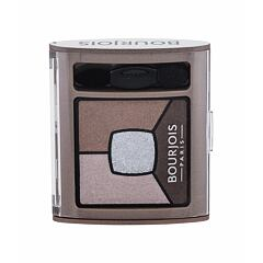 Oční stín BOURJOIS Paris Smoky Stories Quad Eyeshadow Palette 3,2 g 05 Good Nude